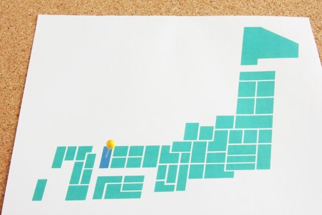 【山口市】日本で一番人口密度の低い県庁所在地、それは新宿区の100分の1