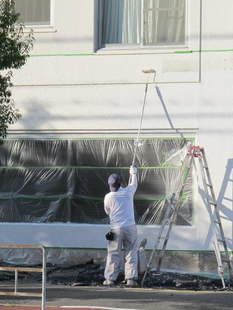 マンション 外壁塗装費用