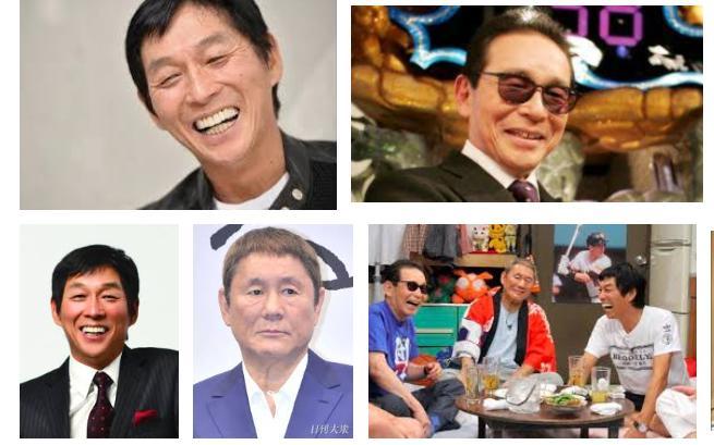 日本のお笑いBIG3